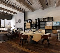 Posh Home Interior Converted Industrial Spaces Becomes Gorgeous Apartments