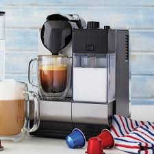 Sur La Table Coffee Makers Nespresso U0026 De U0027longhi Lattissima Plus Sur La Table