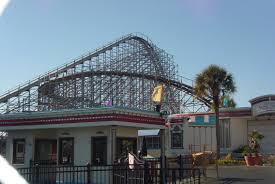 The Boss Six Flags Custom Coasters International