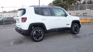 2017 jeep renegade 2017 jeep renegade trailhawk hpe40008 alpine white redmond