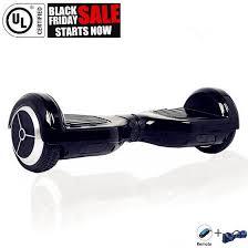 black friday hoverboard sale 6 5 ul certified hoverboard in black h250 199 00