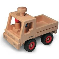 Build Big Wood Toy Trucks by Wooden Toys