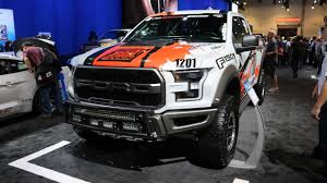 truck ford 2017 2017 ford f 150 raptor race truck live photos motor1 com photos