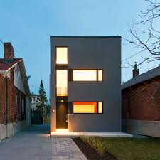 canadian houses residences in canada e architect