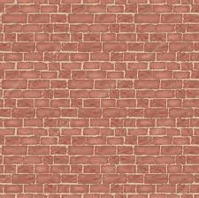 Wall Texture Seamless Brick Wall Texture Seamless Vector Background U2014 Stock Vector