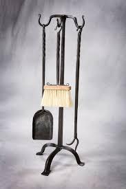 new blacksmith made fireplace tools home design wonderfull