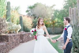 Scottsdale Az Botanical Gardens Desert Botanical Garden Wedding Wedding Photographer