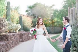 Scottsdale Botanical Gardens Desert Botanical Garden Wedding Wedding Photographer