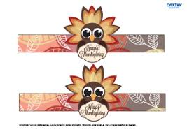 printable thanksgiving decorations supplies free templates
