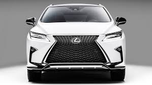 lexus suvs spotlight on the 2017 lexus rx 350
