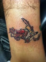 daffy duck tattoos cartoon tattoo designs pinterest duck