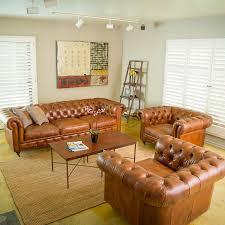 tufted leather sofa very stylish tufted leather sofa u2014 home design ideas