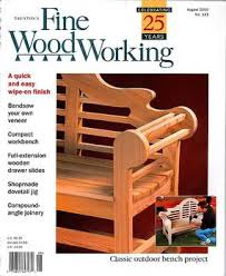 woodwork woodworking magazine pdf plans