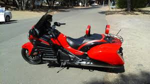 honda f6b goldwing bagger motorcycles for sale