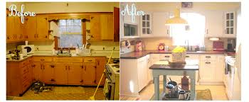 kitchen remodel before and after cheap ideas small remodels photos