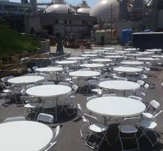 Round Tables For Rent by Torrance Party Rentals Rent Party Chairs U0026 Tables Big Blue Sky