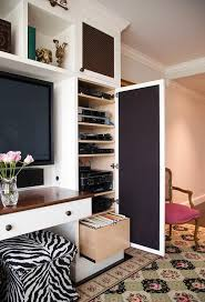 Living Room Cabinets Built In by Built In Tv Cabinet Design Ideas