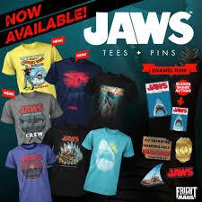 elvira and jaws new fright rag shirts