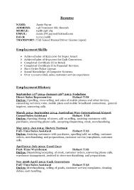 jamie payne resume