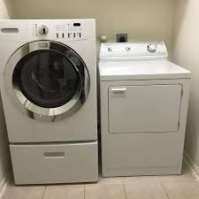 Pedestal Washing Machine Find More Frigidaire Affinity Front Load Washer Pedestal Not