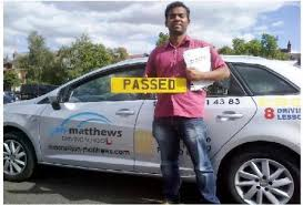 crash course driving lessons in leicester jonmatthewsds