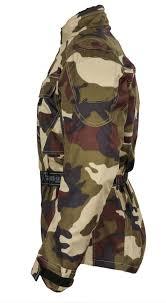 Vidaxl Esszimmerst Le Motorradjacke Motorrad Jacke Textil Cordura Camouflage