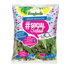 bonduelle si e social bonduelle lancia la social salad creata con i consumatori