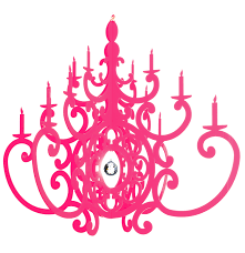 Pink Nursery Chandelier New Chandelier Mobile Designs Little Crown Interiors