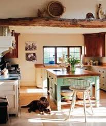 Country Cottage Kitchen Ideas From Modern Country Style Blog The Holiday Kitchens In Depth