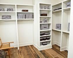 convert walk in closet to bedroom small nightstand under cool bed