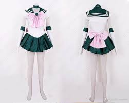 sailor moon sm makoto kino sailor jupiter cosplay u0026 gloves