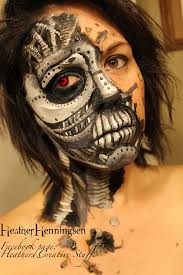 101 best face painting tats painted wounds images on pinterest
