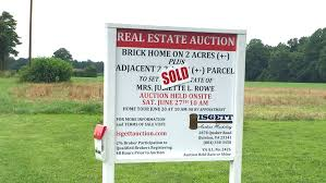 home isgett auction marketing