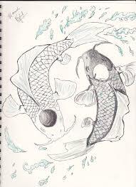 koi fish yin and yang by infinitemango on deviantart