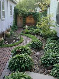 Top  Best Garden Design Magazine Ideas On Pinterest - Small backyard garden design ideas