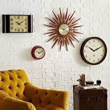 living room living room wall clocks inspirations living room