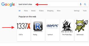 best torrent is now suggesting best torrent directly in search