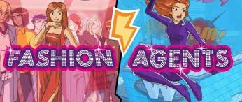 totally spies fashion agents glamour square