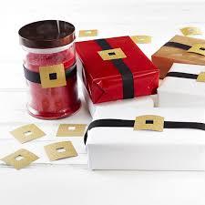 santa belt ribbon santa belt ribbon set