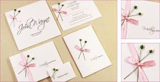 handmade wedding invitations handmade invitations template best template collection