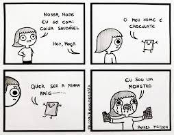Chocolate Meme - oi chocolate vc 礬 bem gostoso meme by matheusrss memedroid