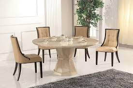 White Marble Dining Tables Incredible Marble Round Dining Table With Gold White Marble Round