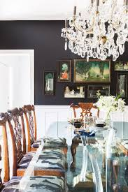 Small Dining Room Chandeliers Best 25 Glass Dining Room Table Ideas On Pinterest Glass Dining