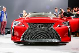 lexus lc 500 competition 2018 lexus lc500 options toyota suv 2018