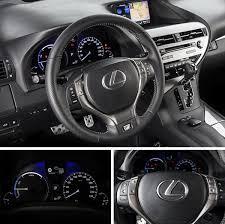 2013 lexus rx450h 2013 lexus rx 450h interior dashboard car addicts com