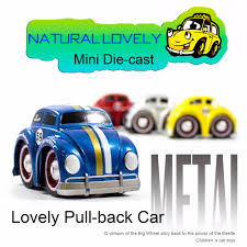 cartoon car back free shipping cartoon cars pixar cars vw beetle diecasts metal