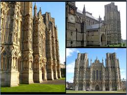 Wells Cathedral Floor Plan English Gothic Architecture U2013 Ars Artistic Adventure Of Mankind