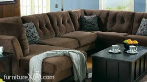 Peyton Leather Sofa Decorating Ashley Furniture Sectional With Brown Leather Sofa And