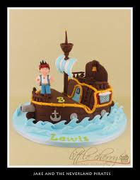 jake neverland pirates cake cakecentral