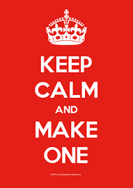 How To Make Your Own Keep Calm Meme - make your own keep calm posters free at this website can say